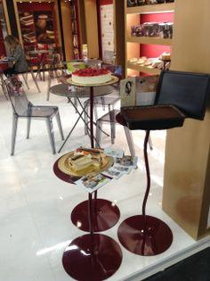 http://www.ladonatella.eu/news-e-fiere/fiere/cibus-2014-parma-5-8-maggio-padiglione-3-stand-g-019.html  #Table #Brown #Strange #Food