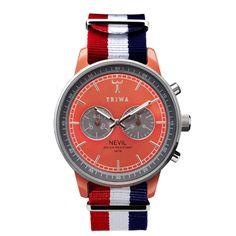 TRIWA Limited oranje horloge | koninginnedag :: queensday horloge :: oranje horloge $248.75