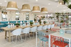 Botanic Kitchen Restaurant Concept by Kiwi & Pom, UK