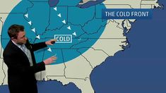 For my cousin's daughter's class and their unit on weather. I explain how cold and warm fronts work and how pressure systems drive those air masses and creat...