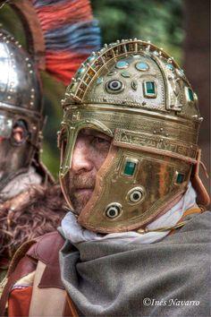 By Legio VII Gemina Felix Cohors V Baetica. Traditio Malacitana~Amelianvs