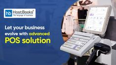 Old school cash registers have evolved into an advanced #POS system that has started serving as the backbone of the retail stores. Now provide a smoother payment experience to your customers with online #HostBooks POS Software. #POSSoftware #Pointofsale #POSSolution #POSSystem #SmallBusinesses #BusinessKaAllrounder Point Of Sale, Accounting Software, Retail Stores, Office Phone, Pos, Landline Phone, Let It Be, School, Business
