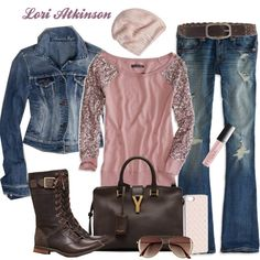 """American Eagle"" by latkins77 on Polyvore"