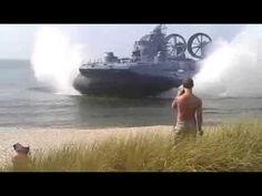 Russian sea, ship Zubr  \ Десантный корабль «Зубр»