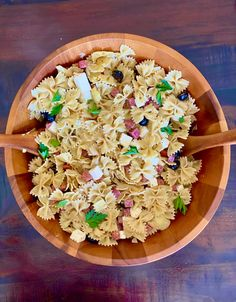 Antipasto Pasta Salad   TUCK & TATE