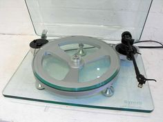 Michell Synchro, my first real Turntable & still have it