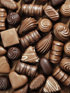 """""""All you need is love. But a little chocolate now and then doesn't hurt.""""  ― Charles M. Schulz"""