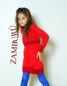 Zamburu, Moda infantil argentina