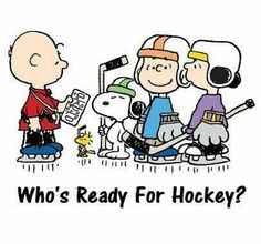 Snoopy hockey rocks!