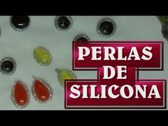 Perlas de silicona para moviiles - YouTube Silicone Molds, Decoupage, Diy And Crafts, Crafty, Youtube, Craft, Paper, Modeling Paste, Craft Videos