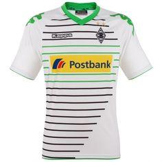 Borussia Mönchengladbach Trikot Home 2014 - Sicher dir jetzt das Heimtrikot der Fohlenelf!  http://www.fanandmore.de/Sale-oxid/Borussia-Moenchengladbach-Trikot-Home-2014.html