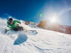 #GoPro action #camera used to record extreme sports worldwide!