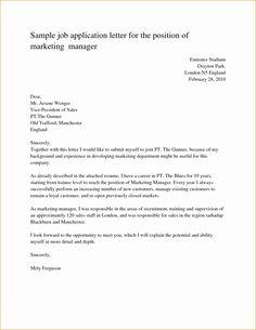 Cover Letter For Job Application Uk New Samples In