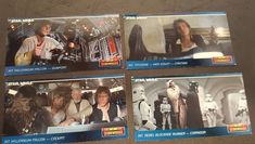 Topps Star Wars Digital Card Trader Fett/'s Prize Widevision Insert Award