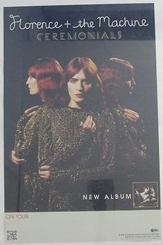 Florence and the Machine poster!!!