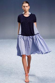 Несколько идей от Sacai (подборка) / Дизайнеры / Модный сайт о стильной переделке одежды и интерьера