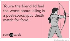 The Funniest Hunger Games eCards