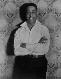 Young Duke Ellington...