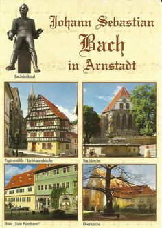Arnstadt, Thuringia