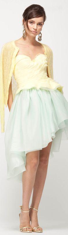Ermanno Scervino ● 2013 ● Cocktail Dress