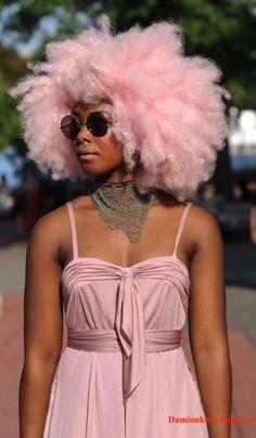 Afropunk 2015 Streetstyle