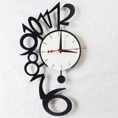 IDEA REGALO ULTIMI PEZZI DISPONIBILI Geometric Wall Clock