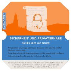 E-Flyer: Sicherheit und Privatsphäre
