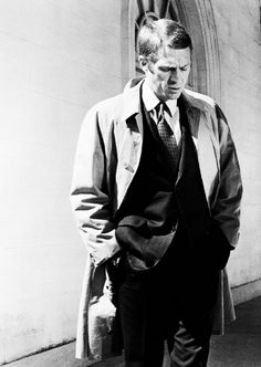 An Icon.  The King of Cool, Steve McQueen.  He was someone who had style.