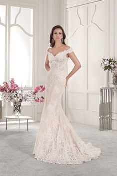 Demetrios - Wedding Dress - 858