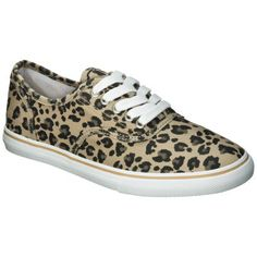 Leopard print from Target? Yes, please.  Would look super cute with cutoff shorts