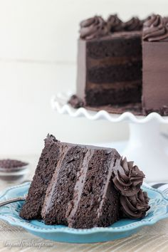 This decadent Chocolate Stout Cake is a dark chocolate cake spiked with chocolate stout beer. It's topped with a spiked dark chocolate frosting. This rich chocolate cake is best accompanied by a big glass of milk.  Something amazing happened a couple of weekends ago. I made another cake. That's two cakes in a row guys. I posted a photo …