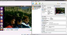 Una de las cosas mas interesantes de VirtualBox, es poder instalar maquinas virtuales independientes de las que mi ordenador posee, y poder desde ella buscar cosas en Internet, bajar vídeos, canciones e imágenes y poder reproducirlo desde la propia maquina virtual.