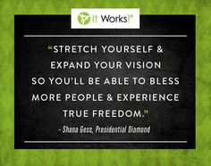 9 Best It Works Quotes images | It works global, Have you ...