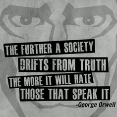 ... from '1984', published 8 June 1949, by George Orwell (1903-1950)
