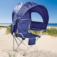 Our Camp Chair Is Designed With A Tented Canopy To Block Sunlight And Surround You In Shade Powder Coated Metal Frame Polyester Canvas