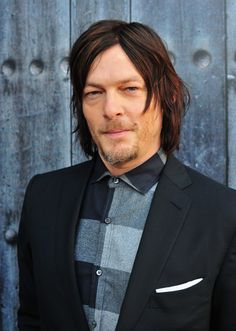 "Norman Reedus Photos Photos - Actor Norman Reedus attends Spike TV's ""Guys Choice 2014"" at Sony Pictures Studios on June 7, 2014 in Culver City, California. - Spike TV's ""Guys Choice 2014"" - Red Carpet"