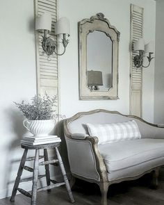 French country, inspo for nest