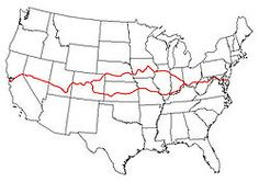 American Discovery Trail - you can walk across America