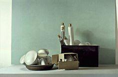 Claudio Bravo. Pinturas. Focos 1971 Lápiz sobre papel