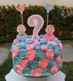 Simple Gender Reveal, Pregnancy Gender Reveal, Baby Gender Reveal Party, Gender Party, Baby Reveal Cakes, Baby Boy Cakes, Baby Shower Cakes, Baby Shower Themes, Gender Reveal Cakes