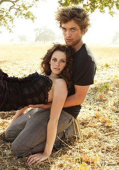 Robert Pattinson & Kristen Stewart (Twilight)2 by MG Designs, via Flickr