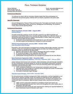 cool one of recommended banking resume examples to learn check more at http