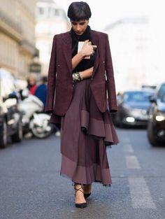 Paris fashion week. I NEED this skirt