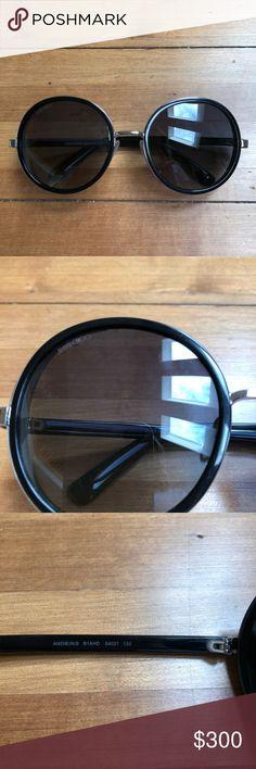 Jimmy Choo Andie/N/S Sunglasses Jimmy Choo Andie/N/S Sunglasses. Never worn. In perfect condition! B1AHD Jimmy Choo Accessories Sunglasses