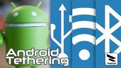 3 Cara Tethering Internet dari Smartphone Android