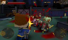 I znowu te zombie, choć teraz w lekkiej i karykaturalnej oprawie. Call of mini zombies to strzelanka, nie taka prosta jakby się mogło wydawać na pierwszy rzut oka :)