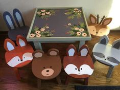 This handcrafted, kid-sized, teddy bear stool/ chair is the perfect addition to your childs Woodland or Forest themed nursery, party, or play room. This listing is for one (1) teddy bear stool as pictured in the first photo. Pick from any of the colors shown here, or if you want