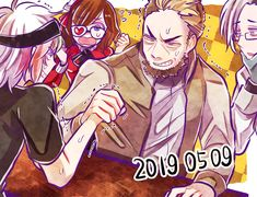 Twitter The Wolf Game, Ensemble Stars, Free Games, Character Design, Joker, Fan Art, Studio, Fictional Characters, Anime Stuff