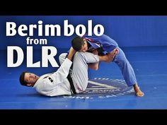 Lapel Secured DLR (De La Riva) To Berimbolo Jiu-Jitsu With Flavio Almeida - YouTube