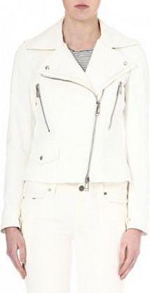 Belstaff Crewe Perfecto #bikerjacket #SS14 #Minimal #Fashion